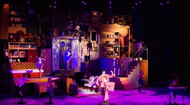 fun home musical teatre condal barcelona