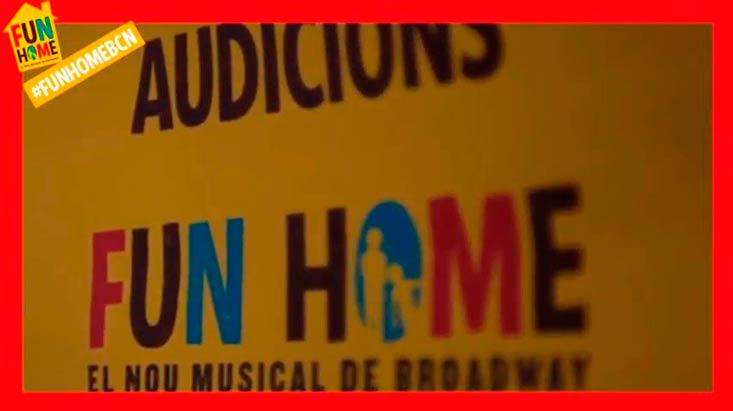 ONYRIC - Fun Home el Musical - Teatre Condal