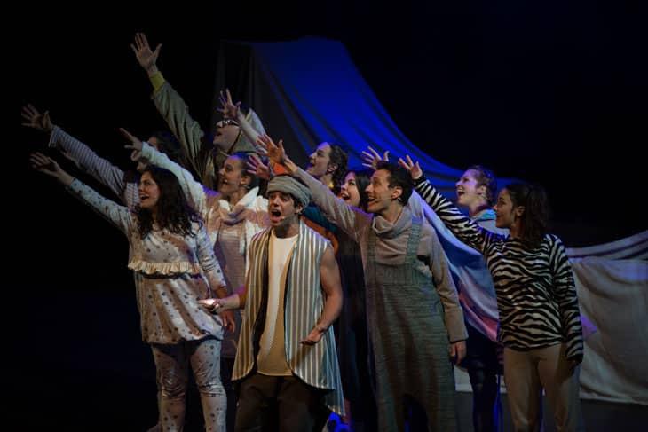 artaban, la llegenda del quart rei mag teatre infantil a barcelona