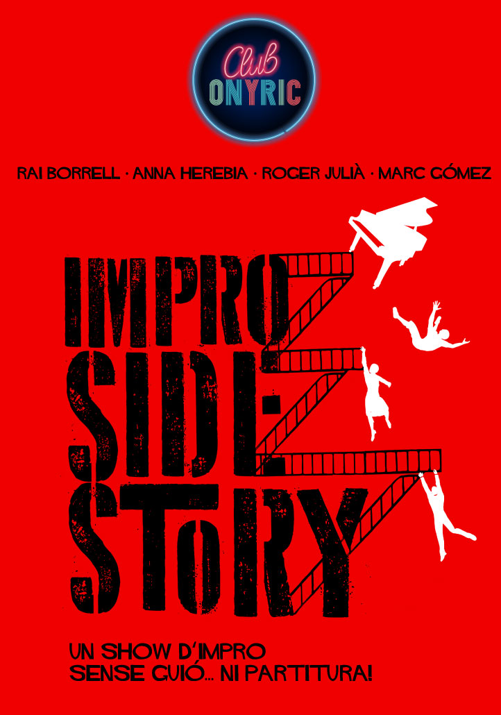 impro side story club onyric