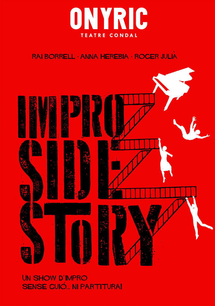 Impro Side Story ONYRIC teatre condal
