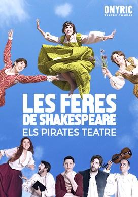 les feres de shakespeare grec onyric teatre condal barcelona