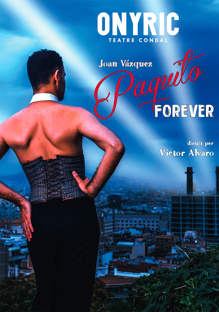 Paquito Forever - ONYRIC musical