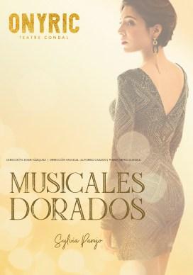 sylvia parejo musicales dorados onyric teatrel condal barcelona