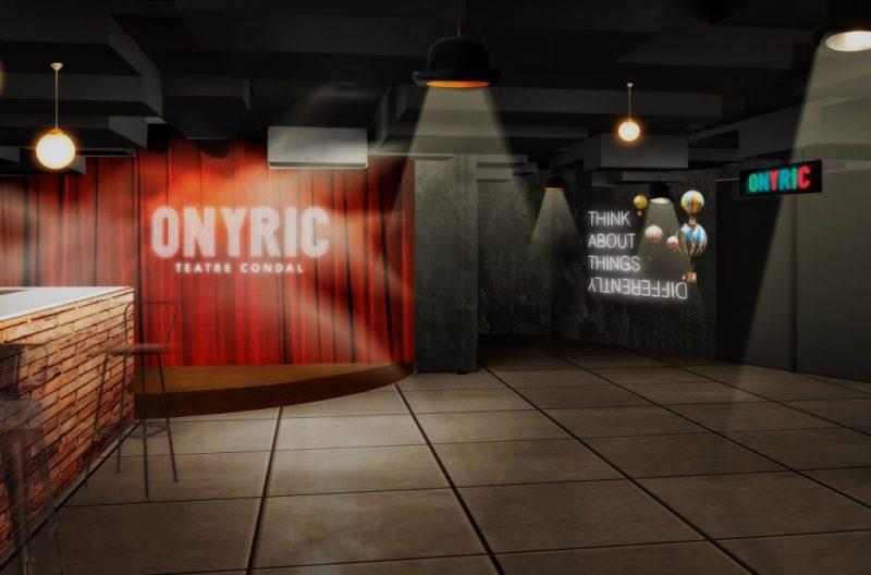 Club ONYRIC musical - Teatre Condal Barcelona
