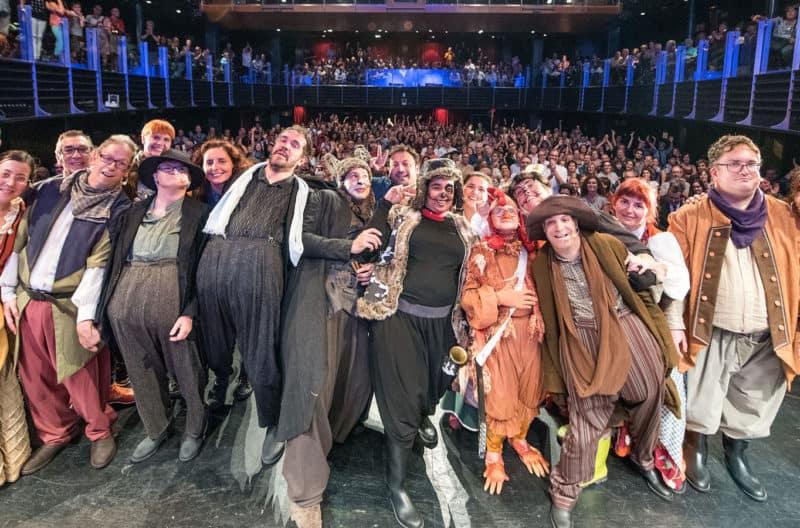els músics de bremen in concert onyric teatre condal barcelona