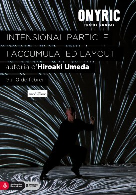 Intensional Particle i Accumulated Layout onyric teatre condal barcelona