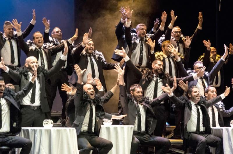 last dance barcelona gay men's chorus onyric teatre condal