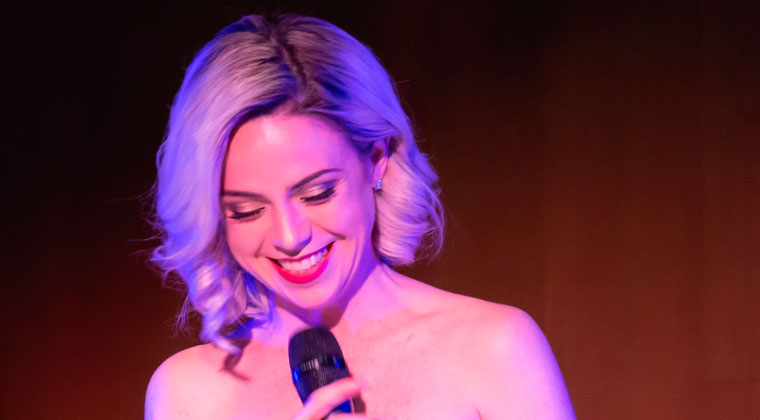 Lydia Fairén - on my own - ONYRIC Musical Barcelona