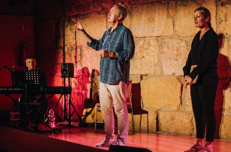 nigel planer onyric teatre condal barcelona