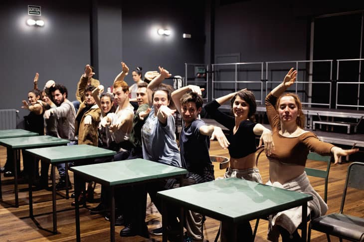 rent el musical onyric teatre condal