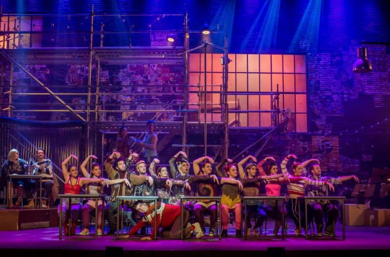 rent el musical barcelona