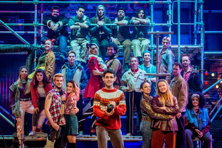 rent el musical opinions