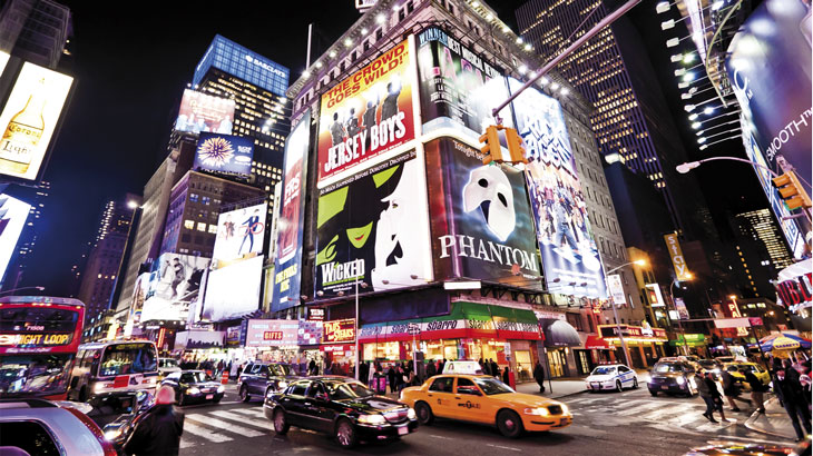 The Broadway Experience Onyric musical