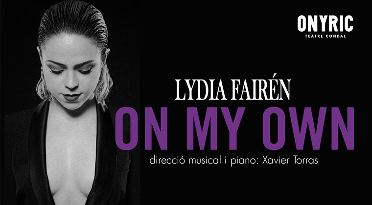 lydia fairen on my own