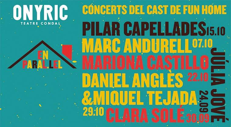 ONYRIC teatre musical barcelona